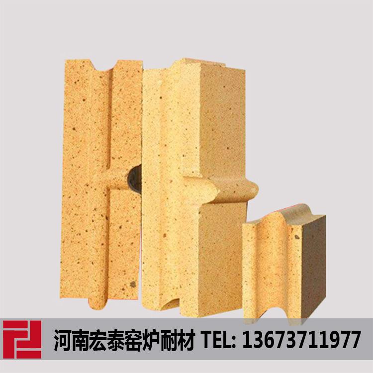 碳素焙烧炉用低蠕变粘土砖